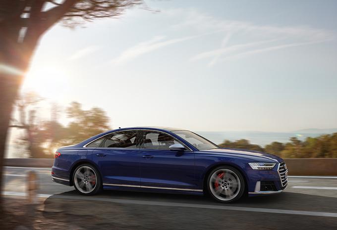 Oef, geen TDI voor de nieuwe Audi S8 #1