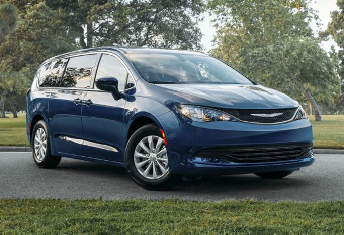 Chrysler Voyager: back in the USA #1