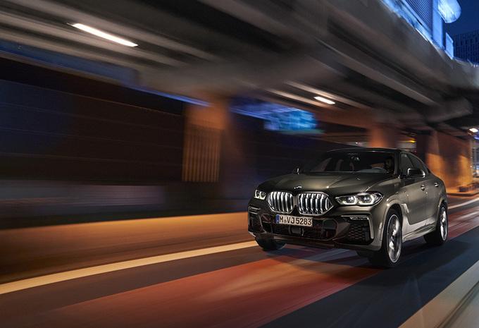 Nieuwe BMW X6 krijgt verlicht radiatorrooster #1