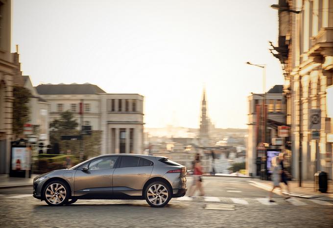 Jaguar Land Rover : priorité à l'électrification #1