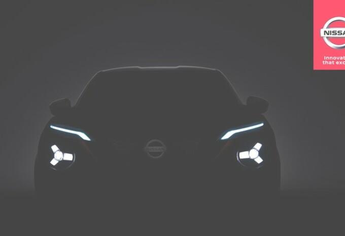 Nissan Juke : le regard #1