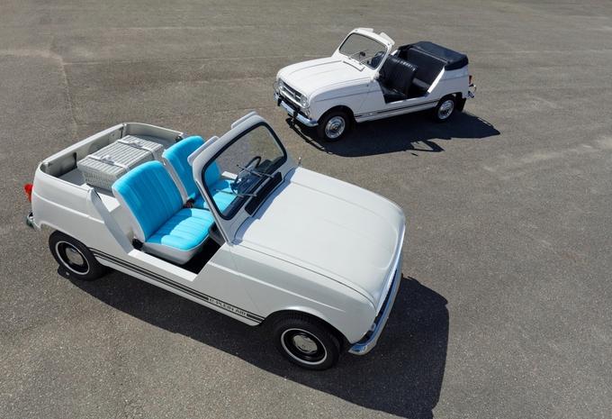 Renault e-Plein Air: elektrische 4L #1