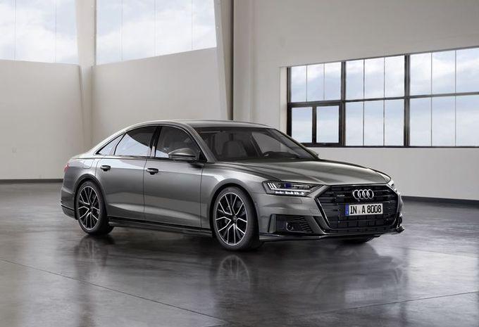 Suspension active prédictive pour l'Audi A8 #1