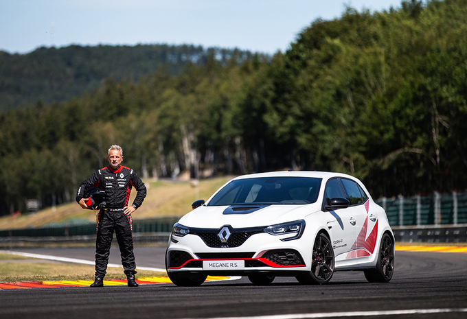 Renault Mégane RS Trophy-R: ronderecord op Spa #1