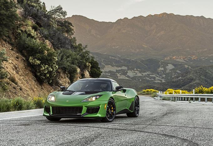 Amerika krijgt opgefriste Lotus Evora GT #1