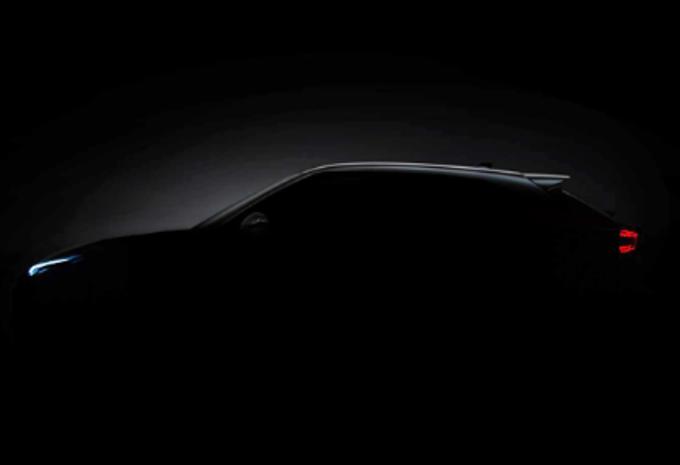 Nissan Juke: nog een teaser #1