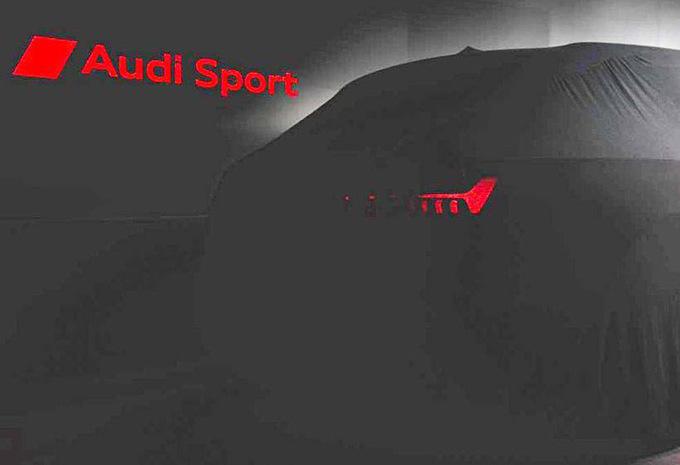 Audi RS6 : Elle sera à Francfort #1