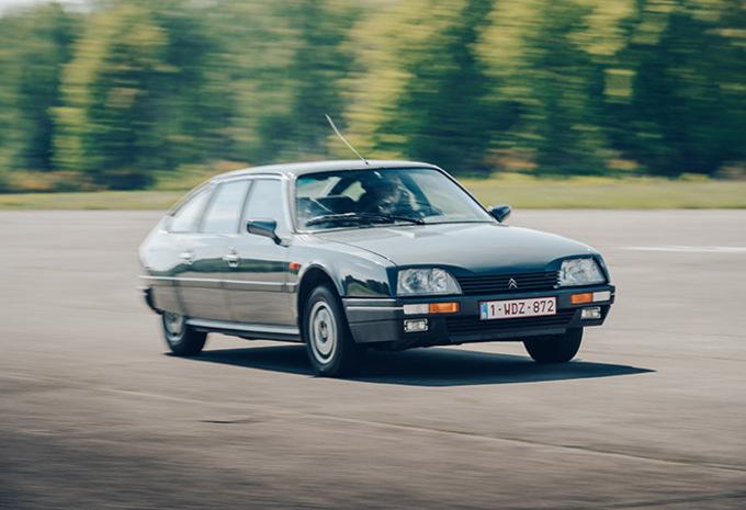 Youngtimers Rally met de Citroën CX: Genieten in stijl #1