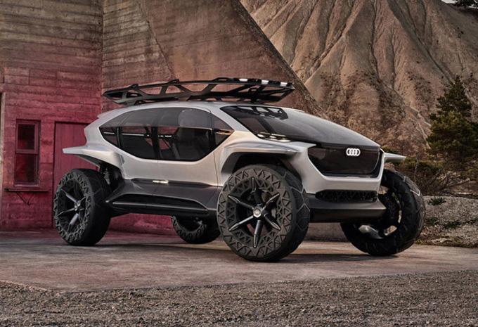 Audi AI:Trail concept : Incubateur de style #1