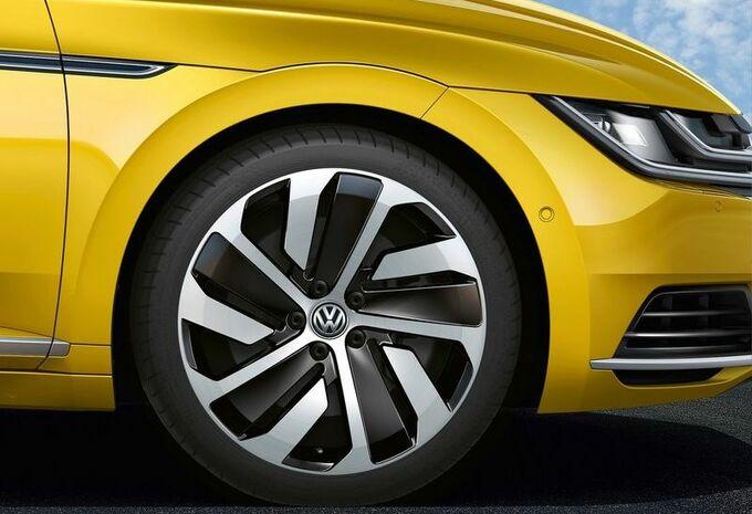 Officieel: Volkswagen werkt aan Shooting Brake #1