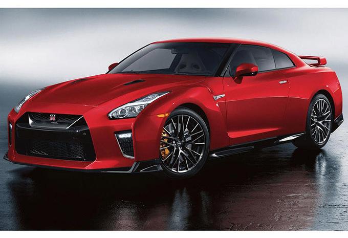 Nissan GT-R: laatste update (2020) #1