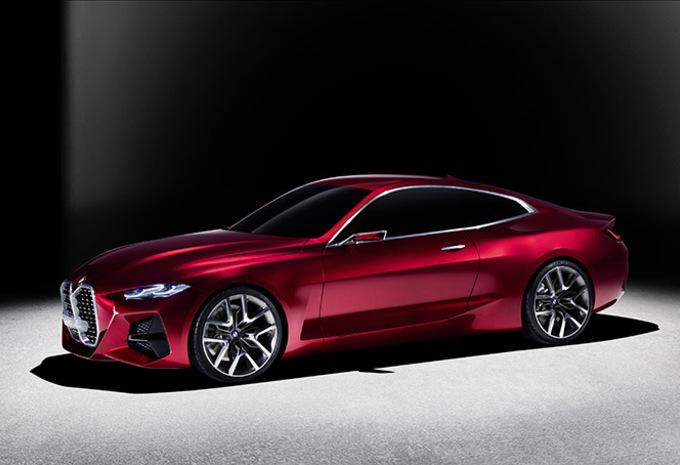 BMW Concept 4: een voorproefje van de 4 Reeks #1