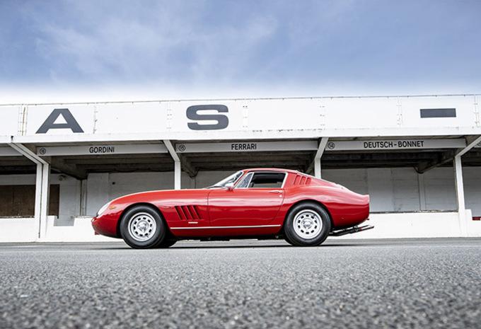 ZGP 2019 : Une Ferrari 275 GTB à vendre, entre autres ! #1