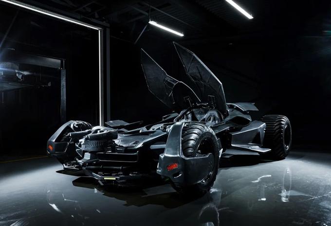 Deze Batmobile kan de jouwe zijn #1