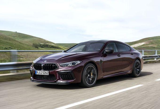 BMW M8 (Competition) Gran Coupé : le 3e élément #1