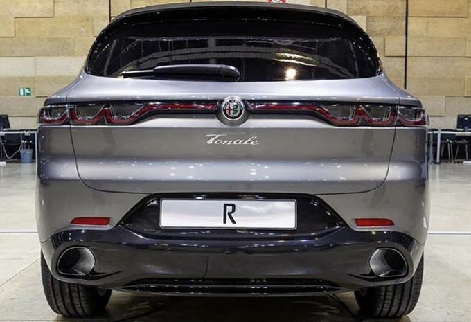 Gelekt: is dit de nieuwe Alfa Romeo Tonale? #1