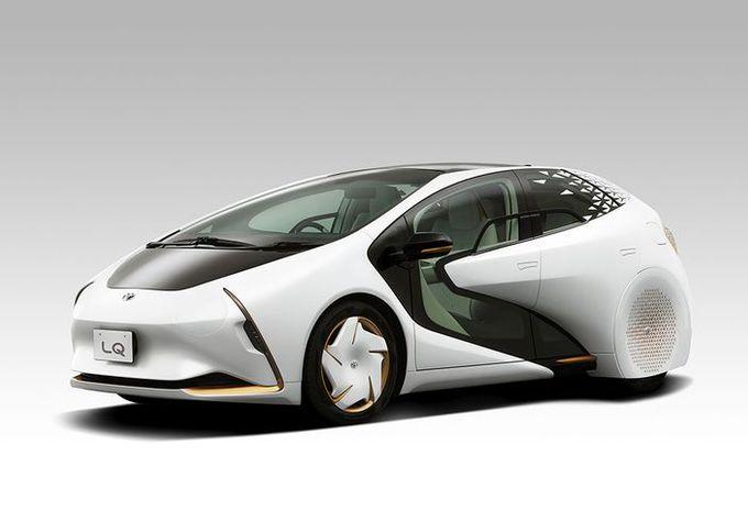 Toyota LQ Concept : autonome nettoyeuse d'ozone #1