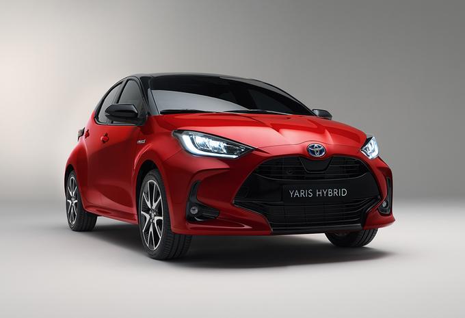 Toyota Yaris: zuinig en veilig #1