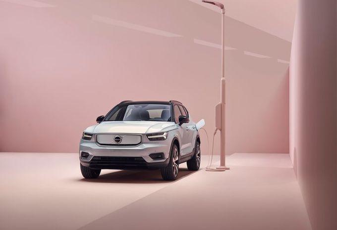 Volvo XC40 Recharge : voilà la version électrique (update) #1