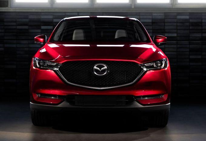 Mazda ontwikkelt een nieuwe diesel #1