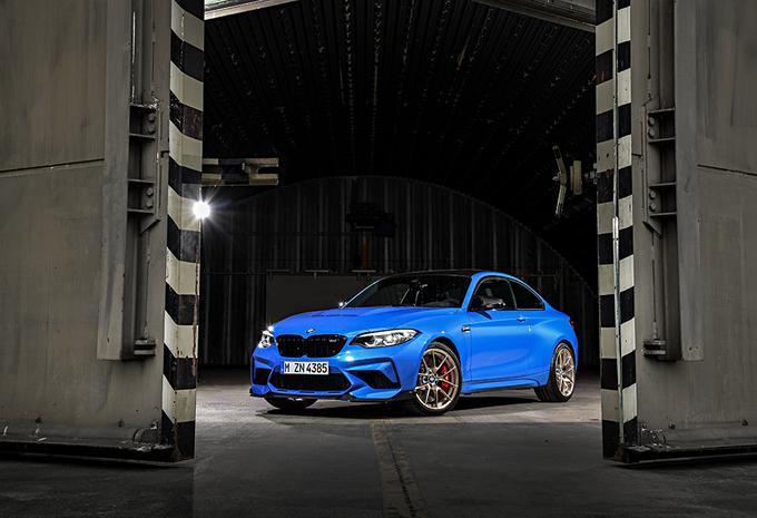 BMW M2 CS: nu eindelijk officieel #1