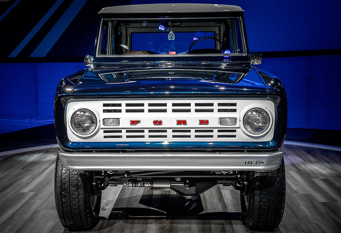 Best of SEMA 2019: Ford Bronco Predator #1