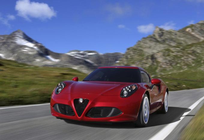Alfa Romeo 4C : la fin #1