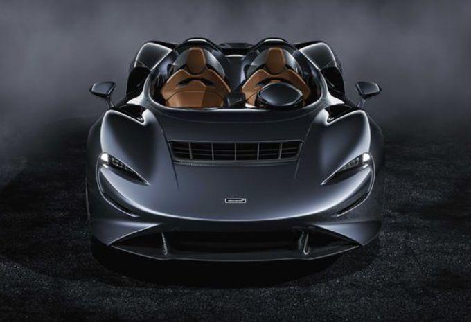 McLaren Elva : roadster à ciel ouvert au nom historique #1