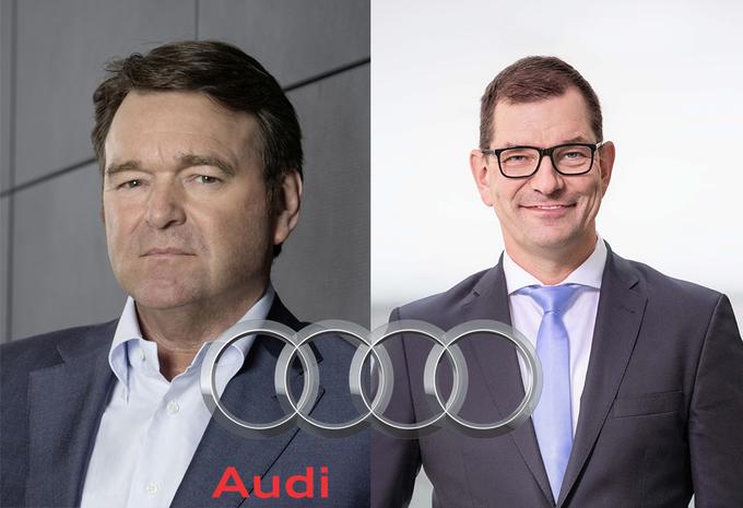 Audi : Markus Duesmann remplace Bram Schot  #1