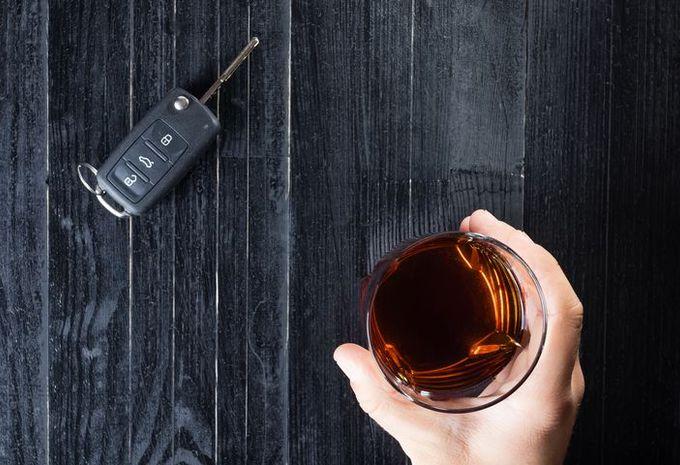 Plus de conducteurs belges sous l'influence de l'alcool en semaine  #1