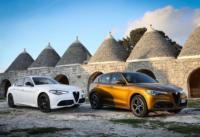 Alfa Romeo Stelvio & Giulia : mise à jour, mais pas de lifting #1