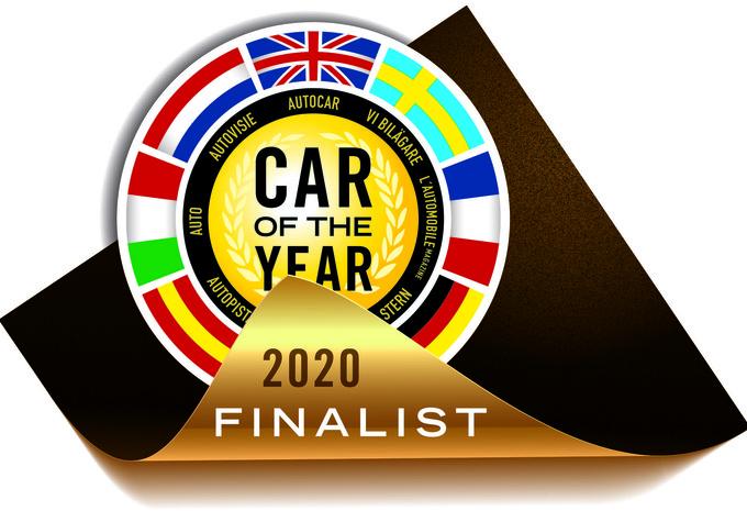 Car of the Year 2020: de finalisten #1