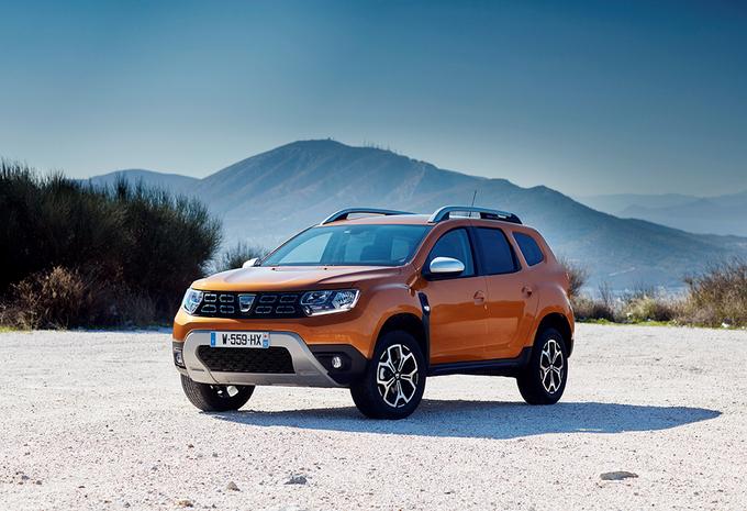 Dacia ECO-G 100 : motorisation bifuel au LPG pour le Salon #1