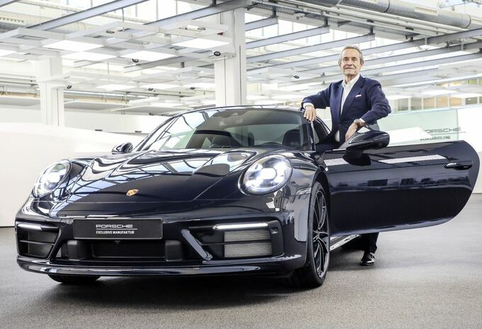 Porsche 911 Belgian Legend Edition : hommage à Jacky Ickx #1