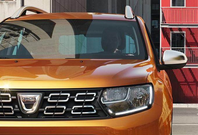 Salon auto 2020: Dacia (Palais 5) #1