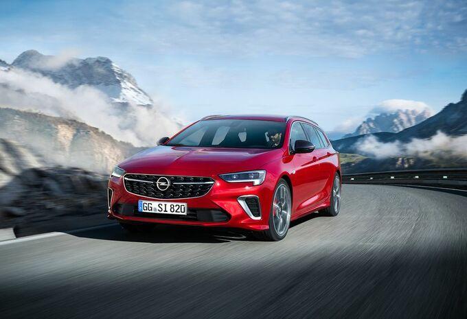 Opel Insignia GSi : version sportive à Bruxelles #1