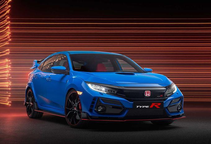 Honda Civic Type R : petite mise à jour pour 2020 #1
