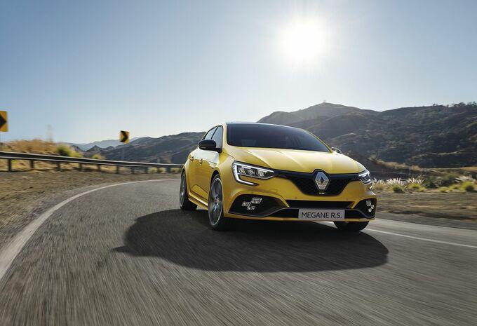 Renault Mégane : conduite numérisée et hybride rechargeable #1