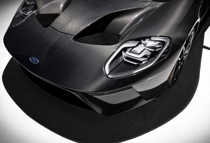 Ford GT : un peu plus puissante et plus légère #1