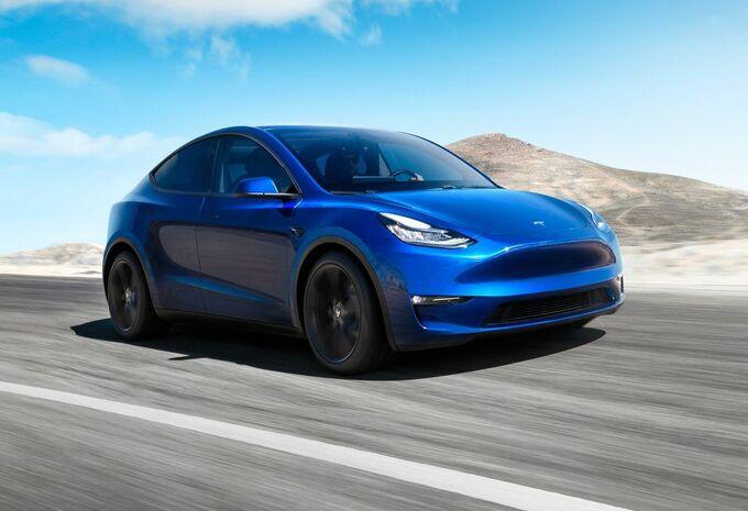 Tesla Model Y : l'autonomie homologuée #1