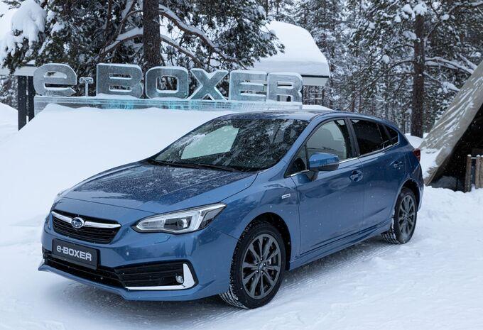 Subaru Impreza: nu ook als e-Boxer #1