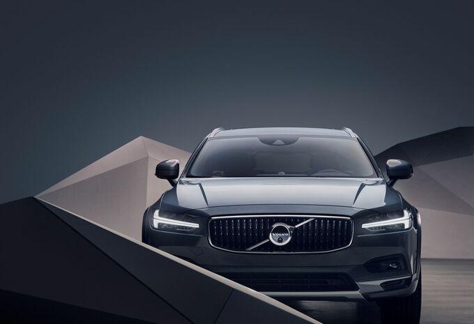 Volvo S90 et V90 : facelift et microhybridation  #1
