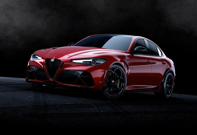 Alfa Romeo Giulia GTA: 100 kilos de moins et 30 ch de plus #1