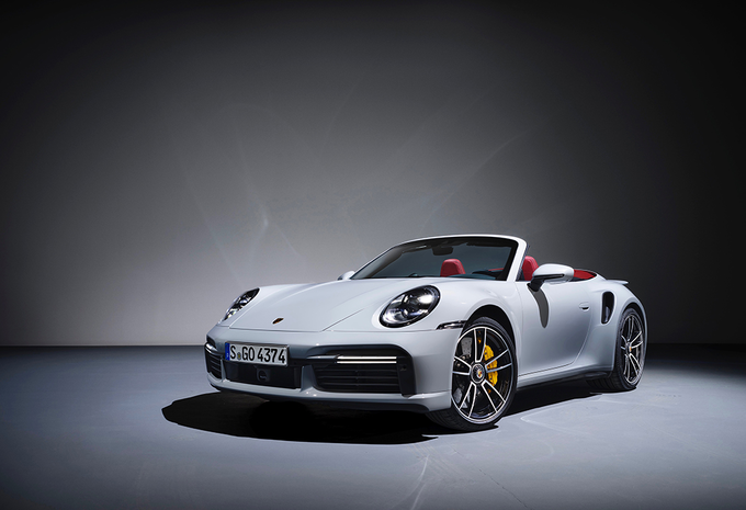 Porsche 911 Turbo S (992) : 650 ch #1
