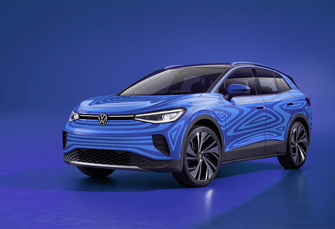 Volkswagen ID.4 : la version de production #1