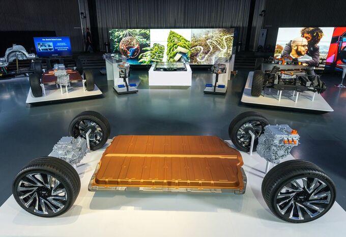 General Motors: batterij met 645 km autonomie #1