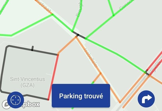 Une appli Q8 pour trouver du parking à Anvers #1