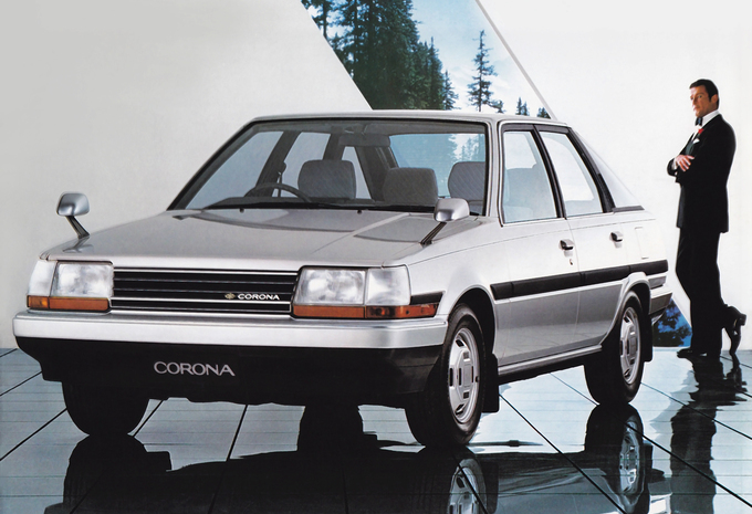 THROWBACK: Toyota Corona/Carina II (1983-1987) #1