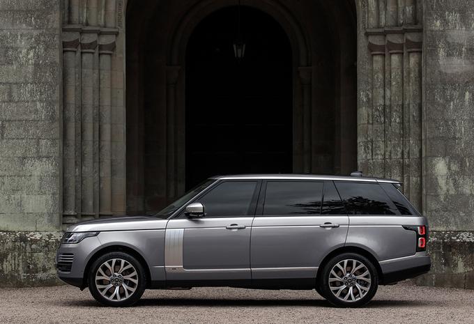 Land Rover gaat V8 diesel vervangen door mild hybride zescilinder #1