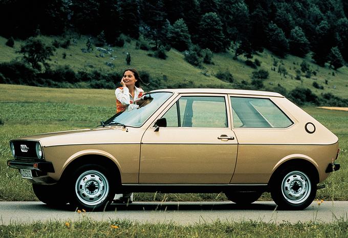 Wist je nog? Dat de eerste Volkswagen Polo een Audi was?  #1